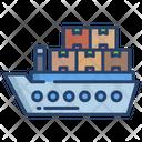 Kartboard Ship Lagguage Icon