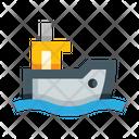 Cargo Ship Icon