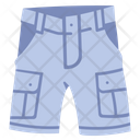 Cargo Shorts Icon