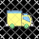 Cargo Taxi Icon