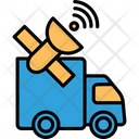 Cargo Tracking Icon