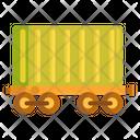 Cargo Train Container Train Container Icon