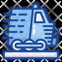 Cargo Train Cargo Diesel Icon