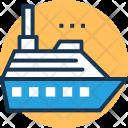 Cargo Transport Icon