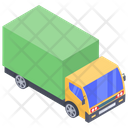 Cargo Truck Vehicle Transport Icon