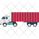Cargo Truck Commercial Delivery Lorry Icon