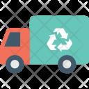 Cargo Truck Shipping Icon