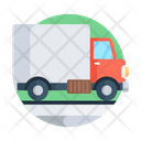 Delivery Van Cargo Truck Truck Icon