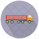 Heavy Shipping Truck Cargo Truck Truck Icon