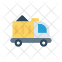 Cargo Truck Vehicle Icon