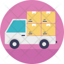 Cargo Delivery Shipment Icon