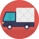 Trailer Van Cargo Icon