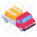 Shipment Truck Cargo Truck Delivery Truck Icon