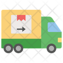 Cargo Truck Delivery Truck Logistic Delivery Icon