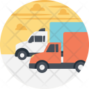 Cargo Trucks Icon