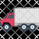 Cargo Van Logistics Logistics Truck Icon