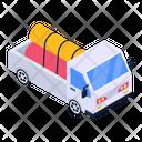 Logistics Delivery Shipment Cargo Icon