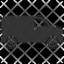 Delivery Van Cargo Van Icon