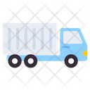 Cargo Van Delivery Truck Goods Delivery Icon
