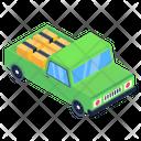 Van Cargo Van Transport Icon