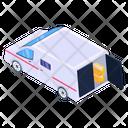 Delivery Van Cargo Van Transport Icon