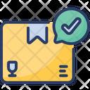Cargo Verification Icon