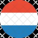 Caribbean Netherlands Icon