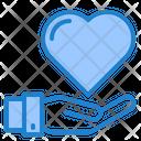 Caring Love Icon