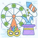 Carnevale Icon
