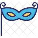 Carnival Costume Eyes Icon