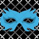 Carnival Mask Costume Icon