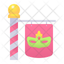 Carnival Banner Icon