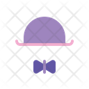 Carnival Costume Hat Mustace Icon