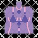 Crown Female Women Icon