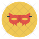 Mask Carnival Face Icon