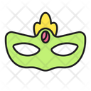 Carnival Mask Eye Icon