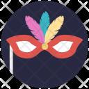 Carnival Mask Festive Icon