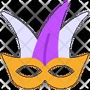 Carnival Mask Theater Mask Eye Mask Icon