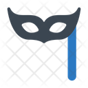 Carnival Mask Face Icon