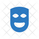 Face Mask Carnival Icon