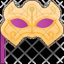 Party Mask Carnival Mask Mardi Gras Icon