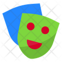 Carnival Mask Party Mask Face Mask Icon