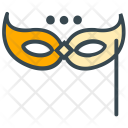 Party Mask Carnival Icon