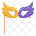 Carnival Masquerade Mask Icon