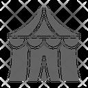 Carnival Tent Icon