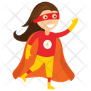 Carol Danvers Girl Superhero Superhero Cartoon Icon
