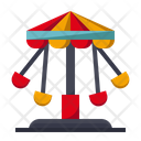 Amusement Carnival Parade Icon