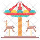 Funfair Festival Carnival Icon