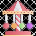 Carnival Amusement Festival Icon