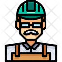 Carpenter Professional Profession Icon